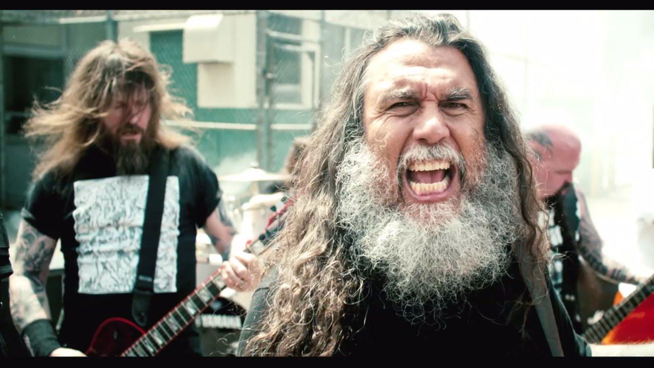 Slayer scream picture